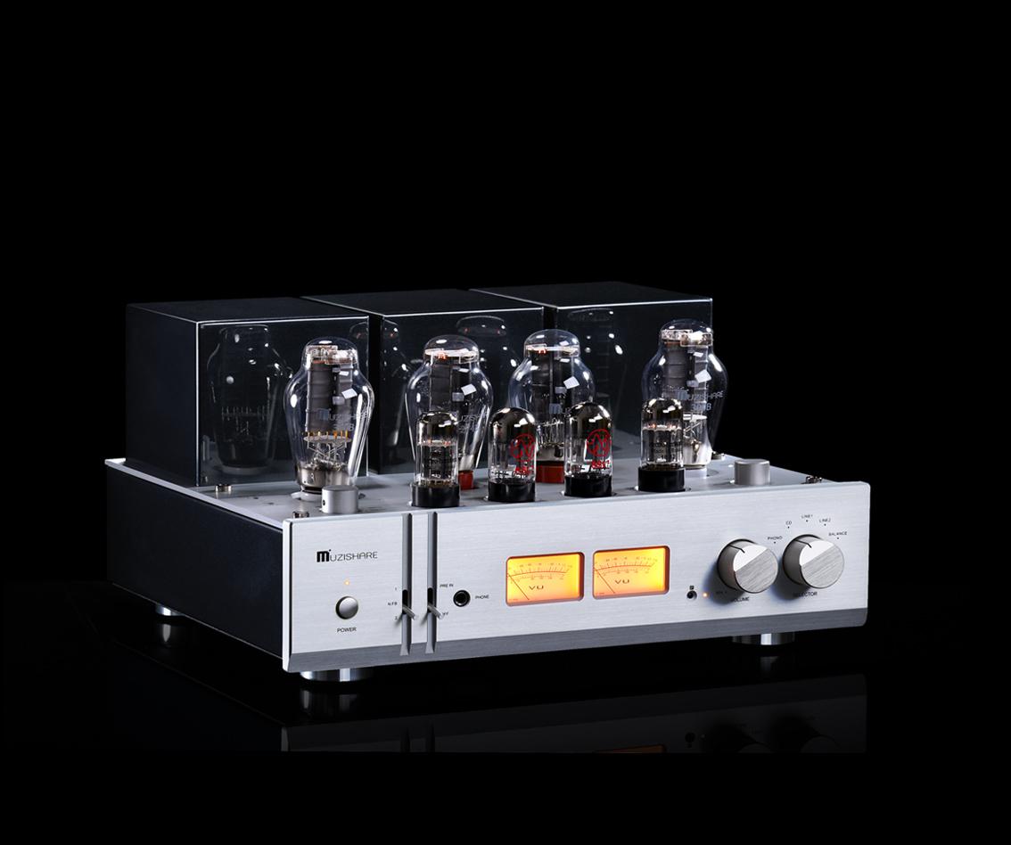 X9單端甲類真空管功率放大器兼純后級、唱放、平衡