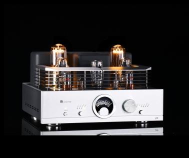R100(300B TO 805)單端甲類合并式電子管功率放大器兼純后級、唱放、平衡